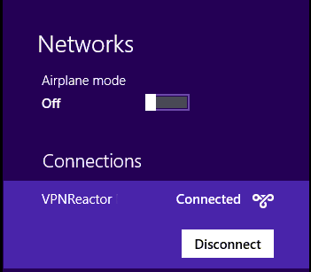 pptpdisconnect