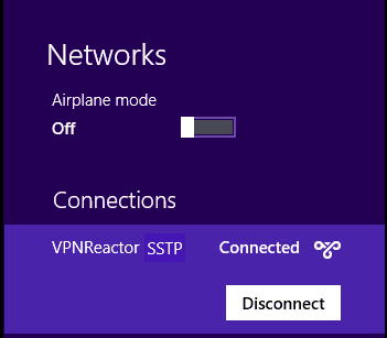 sstpdisconnect